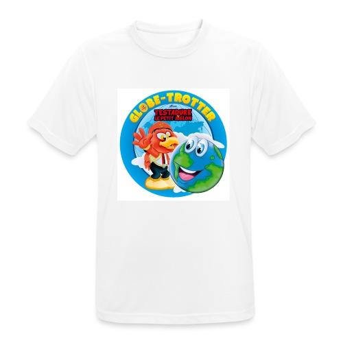 001 TESTADURE TSHIRT par Ollivier - T-shirt respirant Homme