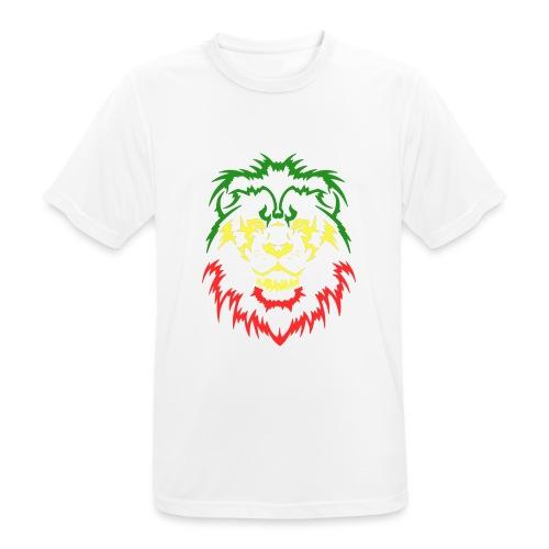KARAVAAN Lion Reggae - Mannen T-shirt ademend actief