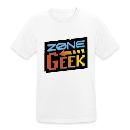 NEW Logo T-Shirt Femme - T-shirt respirant Homme