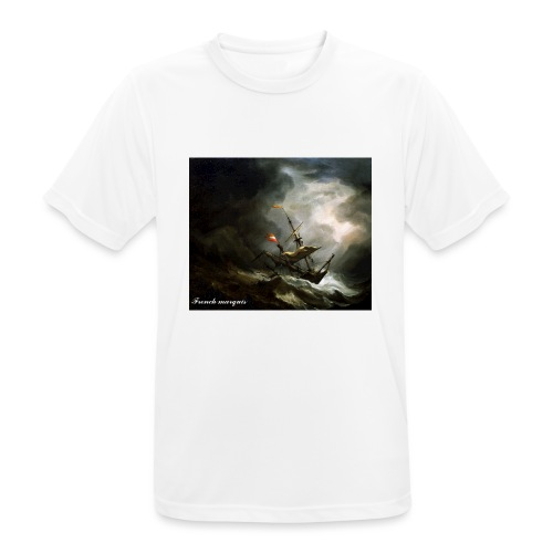 T-shirt French marquis Storm - T-shirt respirant Homme