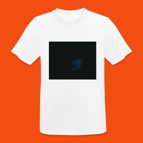 VOLTO NELL'OMBRA - Maglietta da uomo traspirante
