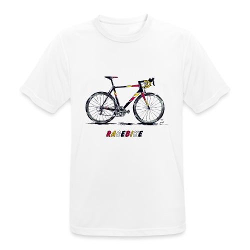 RACEBIKE - Männer T-Shirt atmungsaktiv