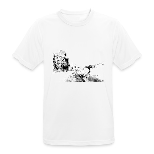 J'aime Mouleydier - Pont F - T-shirt respirant Homme