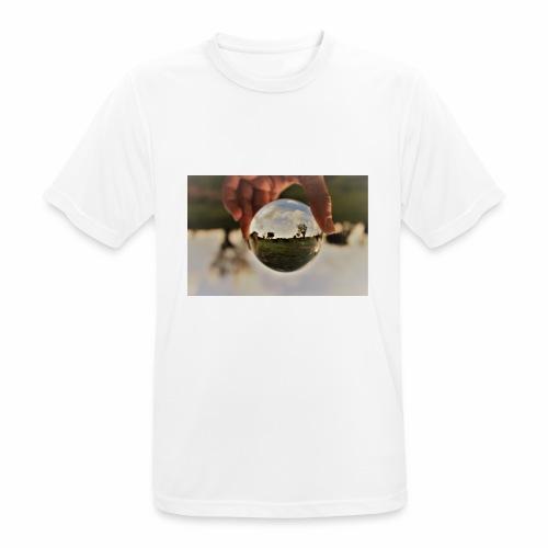 campagne salentine - Maglietta da uomo traspirante