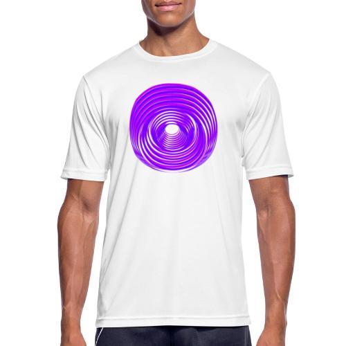 Spiral - Men's Breathable T-Shirt