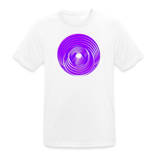 Spiral - Men's Breathable T-Shirt