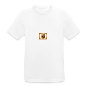 burger bun. - Men's Breathable T-Shirt