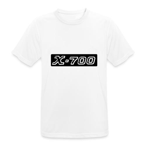 Minolta X-700 - Maglietta da uomo traspirante