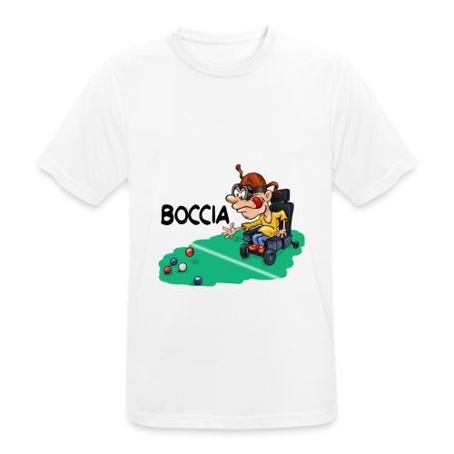 boccia II - Andningsaktiv T-shirt herr