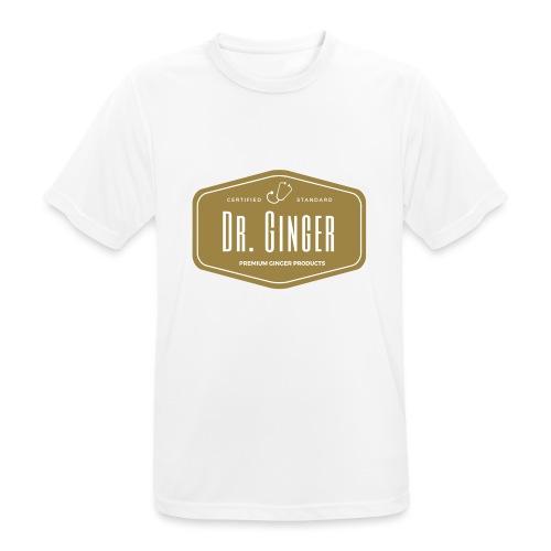 Dr. Ginger - Männer T-Shirt atmungsaktiv