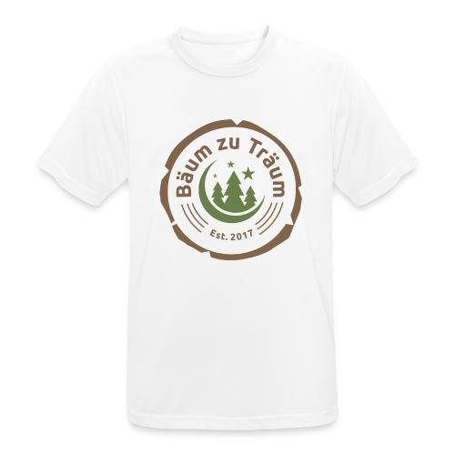 Bäum zu Träum - Männer T-Shirt atmungsaktiv