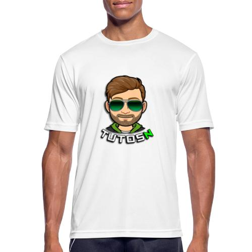 TN ARMY - BLACKLIST - Camiseta hombre transpirable