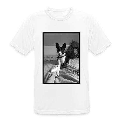 Piratethebasenji - T-shirt respirant Homme