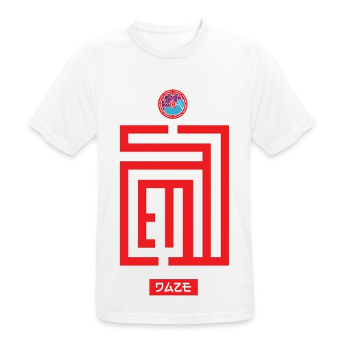 Red Rise II - T-shirt respirant Homme
