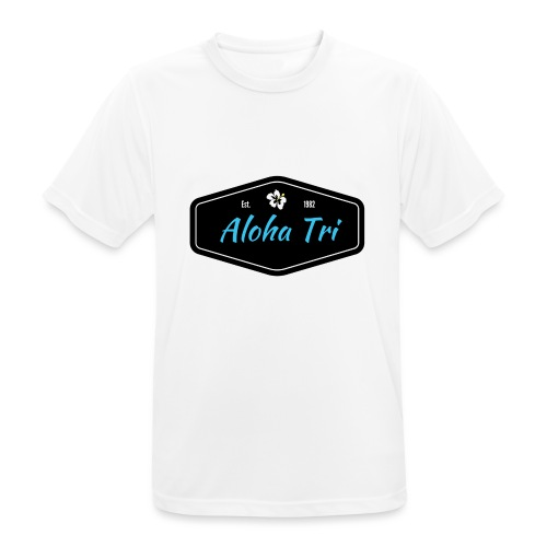 Aloha Tri Ltd. - Men's Breathable T-Shirt