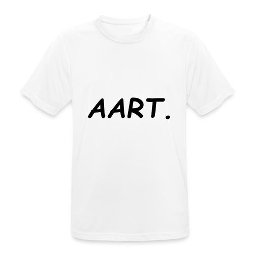 Aart - Mannen T-shirt ademend actief