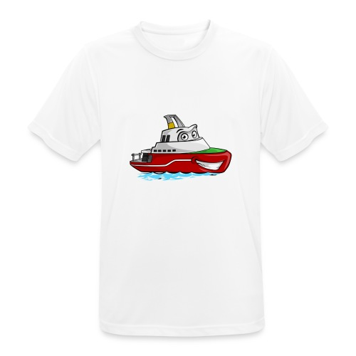 Boaty McBoatface - Men's Breathable T-Shirt