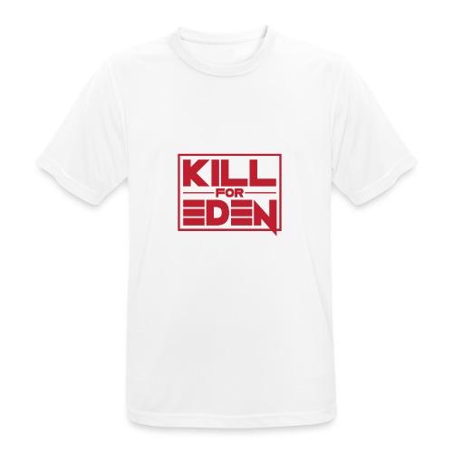 Women's Shoulder-Free Tank Top - Men's Breathable T-Shirt
