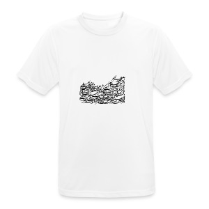 Persian Poem by Saeed - Men's Breathable T-Shirt