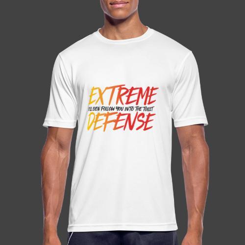 EXTREME DEFENSE - Männer T-Shirt atmungsaktiv