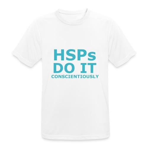 Do It hsPs men's t-shirt - Men's Breathable T-Shirt