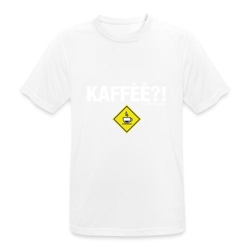 KAFFÈÈ?! by Il Proliferare - Maglietta da uomo traspirante