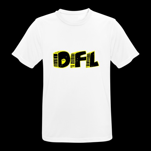 DFunctionaL Logo - Men's Breathable T-Shirt