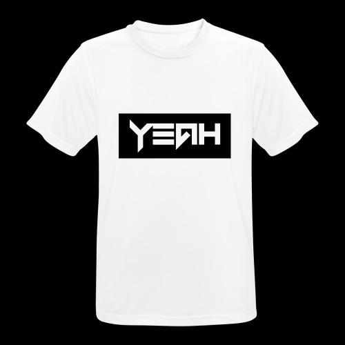 Yeah - Camiseta hombre transpirable