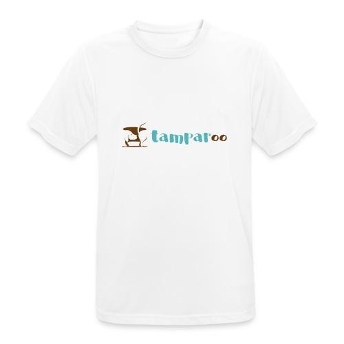 Tamparoo - Maglietta da uomo traspirante