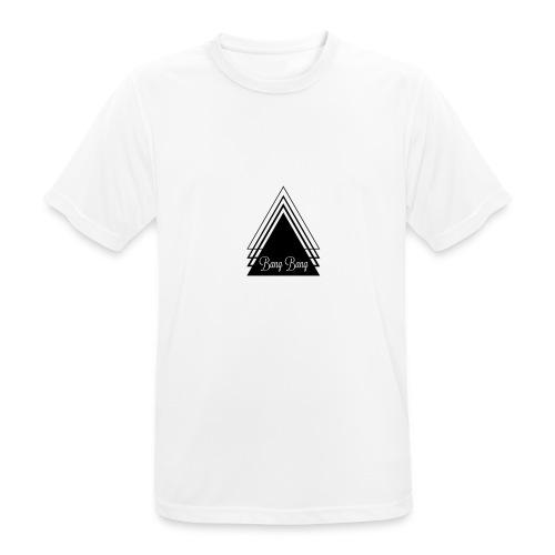 BANG - Koszulka męska oddychająca