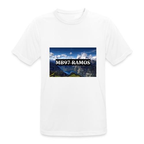 MB97RAMOS - Männer T-Shirt atmungsaktiv
