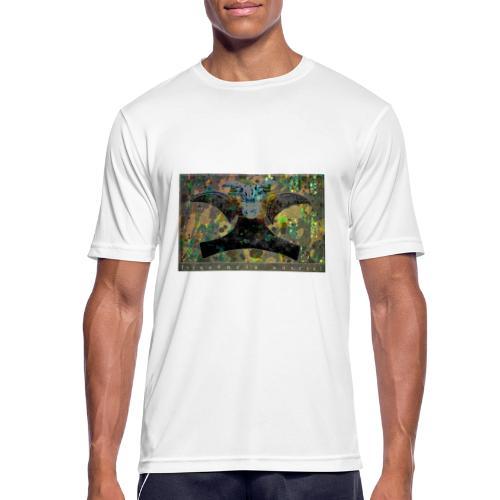 Blue Mojitos (jade) - Men's Breathable T-Shirt