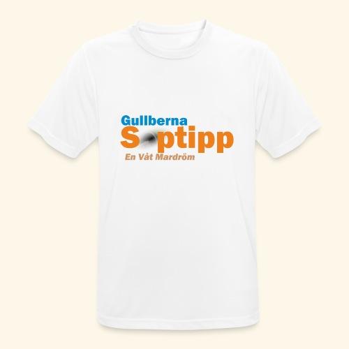 Gullberna Soptipp - Andningsaktiv T-shirt herr
