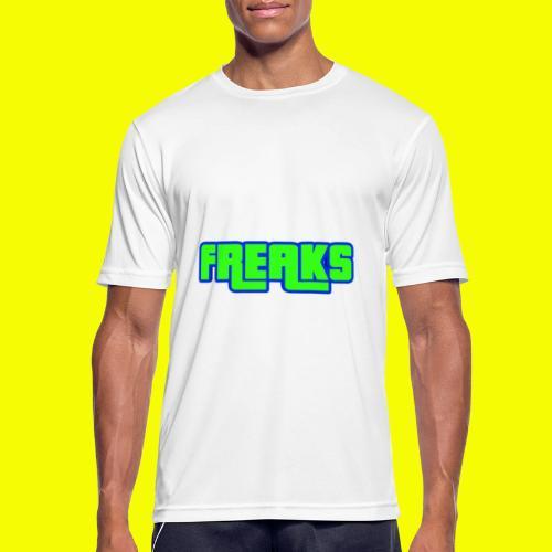 YOU FREAKS - Männer T-Shirt atmungsaktiv