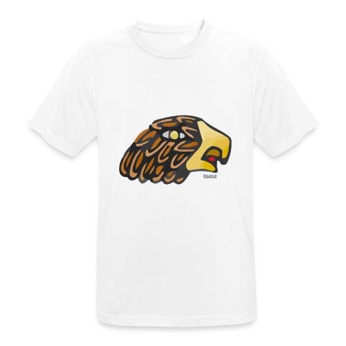 Aztec Icon Eagle - Men's Breathable T-Shirt