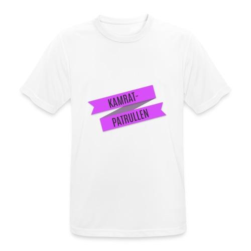 Kamratpatrullen - Andningsaktiv T-shirt herr