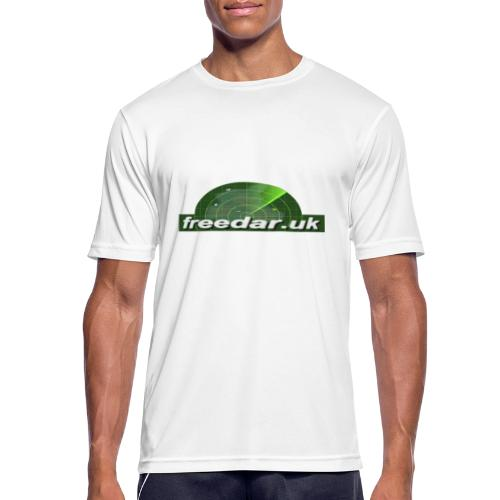 Freedar - Men's Breathable T-Shirt
