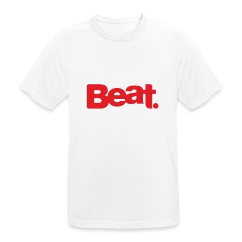 Beat Bunny - Men's Breathable T-Shirt