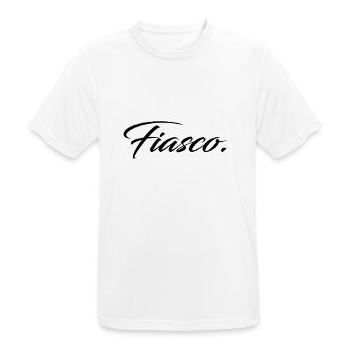 Fiasco. - Mannen T-shirt ademend