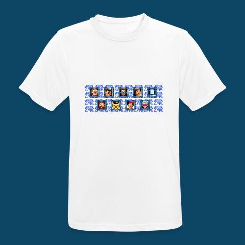 Benzaie LIVE - MUG - T-shirt respirant Homme