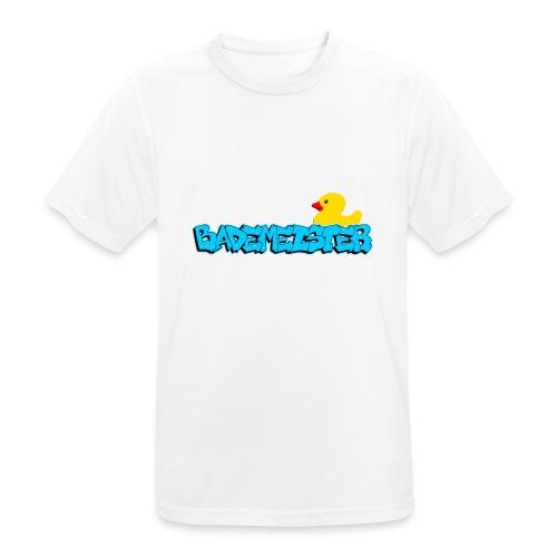 Bademeister - Männer T-Shirt atmungsaktiv