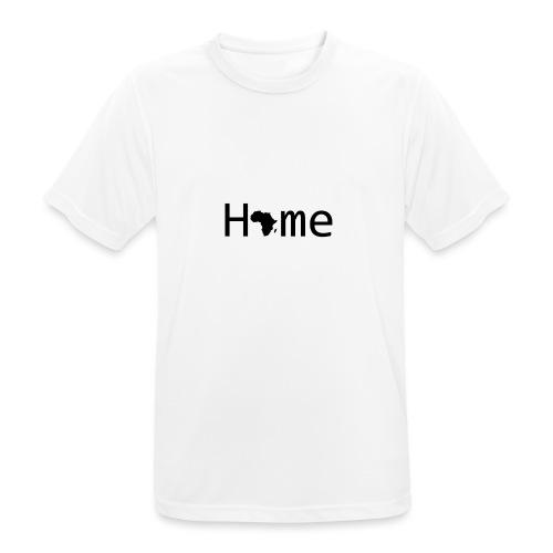 Sweet Home Africa - Männer T-Shirt atmungsaktiv