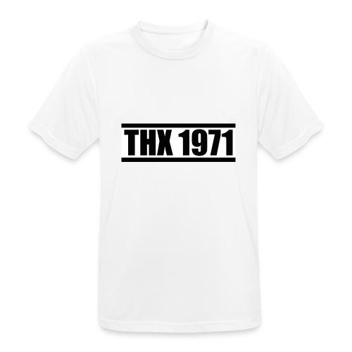 logoSCHRIFTTHX03 - Männer T-Shirt atmungsaktiv
