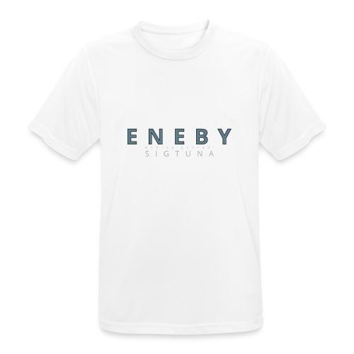 Eneby Sigtuna logo - Andningsaktiv T-shirt herr