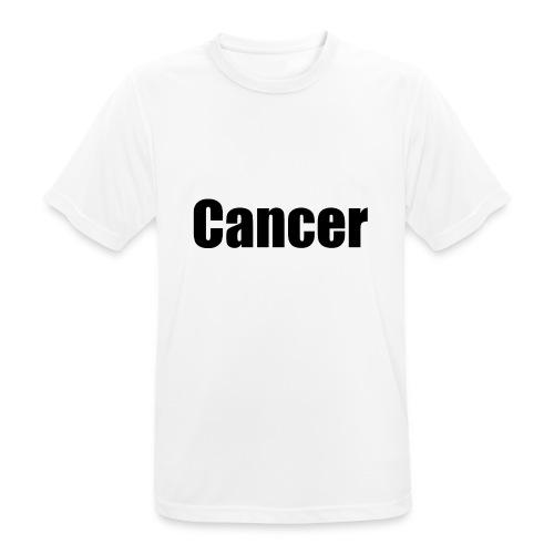 cancer - Men's Breathable T-Shirt