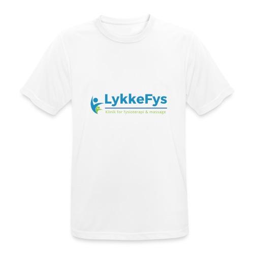 Lykkefys Esbjerg - Herre T-shirt svedtransporterende