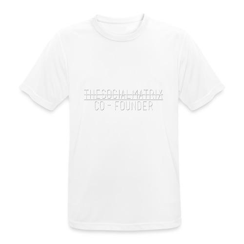 JAANENJUSTEN - Mannen T-shirt ademend actief