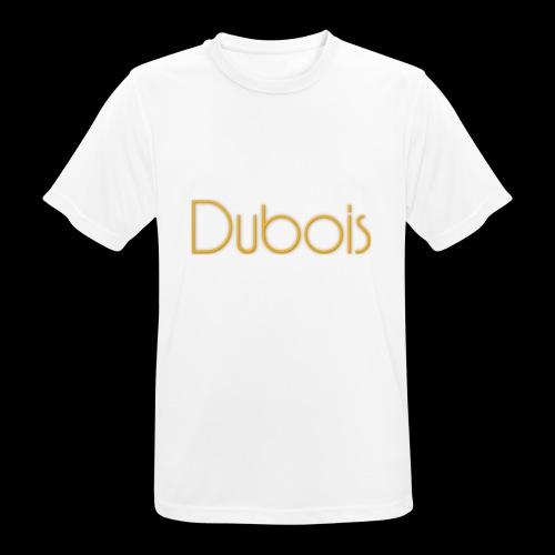 Dubois - mannen T-shirt ademend
