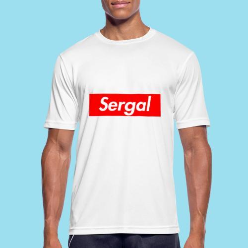 SERGAL Supmeme - Männer T-Shirt atmungsaktiv