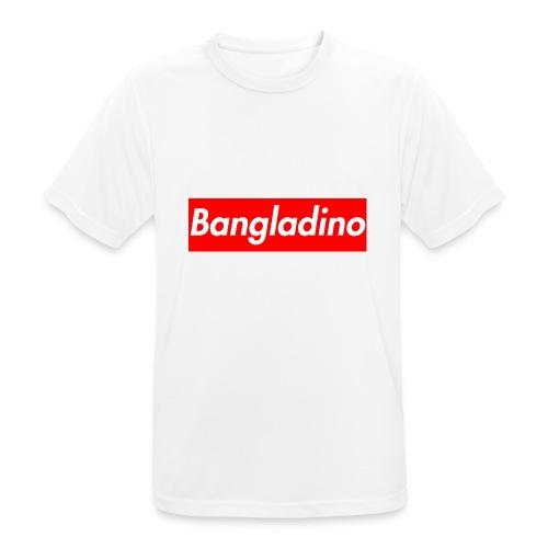 Bangladino - Maglietta da uomo traspirante